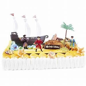 Deco Anniversaire Pirate : deco gateau dinosaure ~ Melissatoandfro.com Idées de Décoration