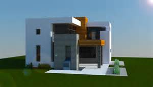simple modern residential house design ideas photo simple modern house minecraft minecraft