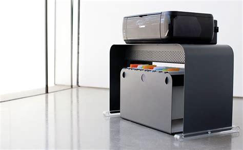 meuble de bureau pas cher console pour ordinateur et imprimante