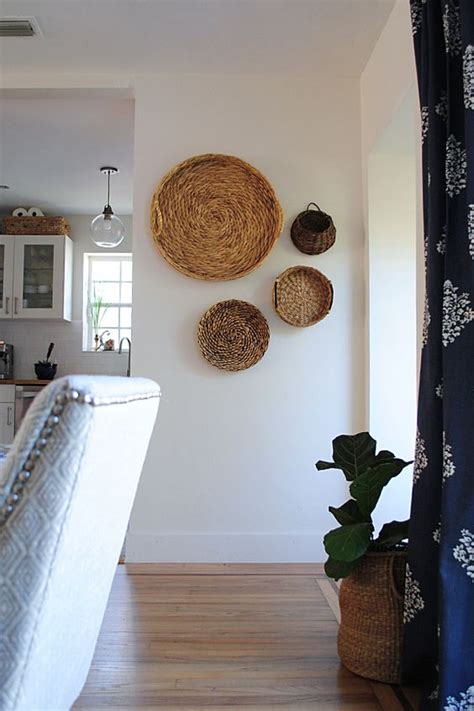 Get the best deals on decorative wall baskets. 20 Wall Basket Ideas For Eye-Catchy Wall Décor - Shelterness