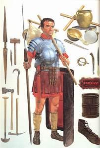Roman Legionary in Northern Britain, c. 161-180 AD (Roman ...