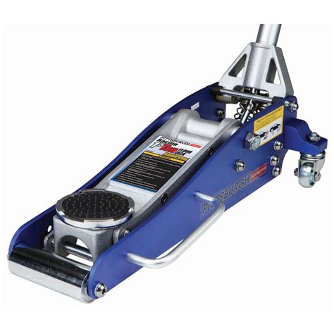 1 5 ton compact aluminum racing floor jack with rapid pump 174
