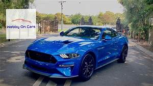 2020 Ford Mustang GT review. Velocity Blue Black Shadow Pack. #2020 ford mustang gt - YouTube