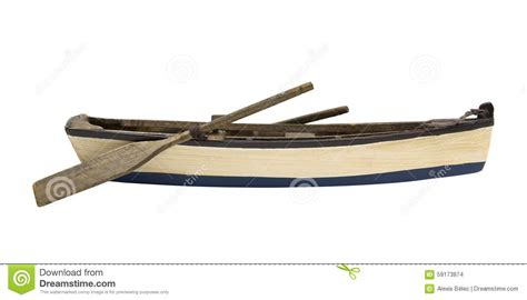Wooden Boat Paddle by Wooden Paddle Boat Stock Photo Image Of Marine Boat