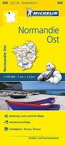 Michelin Karten Frankreich : michelinkarte 304 normandie ost ~ Jslefanu.com Haus und Dekorationen