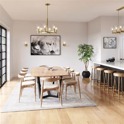 Ferguson 2020 Contemporary Dining Room Other by
