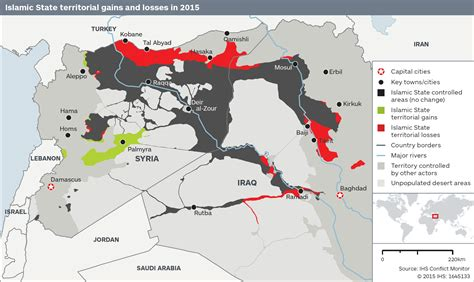 map   territory isis lost   business insider
