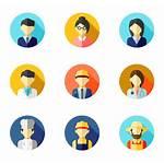Icon Icons Avatar Profession Avatars Social Profile