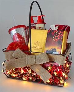 17, Gifts, Ideas, Christmas, Hamper, Baskets