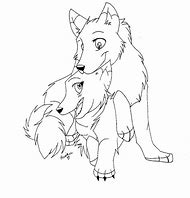 Best Wolf Love Drawings Ideas And Images On Bing Find What You