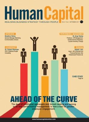 Human Capital Magazine September 2017 Issue  Get Your