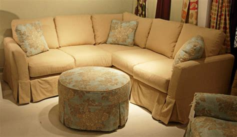 custom slipcovers for sectional sofas custom sofa slipcovers jen joes design how to make