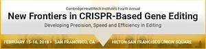 New Frontiers In Crispr-based Gene Editing