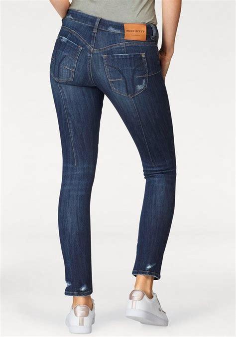 sixty skinny fit jeans  magic mit push  effekt