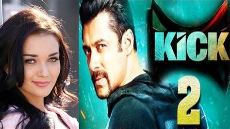 Amy Jackson In Kick 2 Opposite Salman Khan ? Youtube