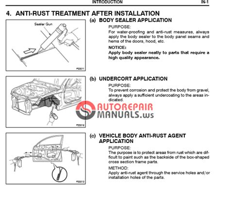 free download parts manuals 2009 toyota tundra security system toyota corolla 2009 2010 service manual auto repair manual forum heavy equipment forums