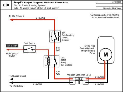 Electronic Power Steering Conversion Delete Swap