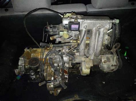 Daihatsu Cuore / Mira 660 Cc Efi Engine For Sale In Lahore
