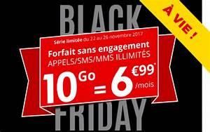 Black Friday Meilleures Offres : black friday et t l phonie mobile des forfaits illimit s avec data d s 6 99 ~ Medecine-chirurgie-esthetiques.com Avis de Voitures