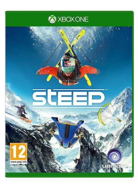 Steep Extreme Sports Game Xbox One Online Game Shop