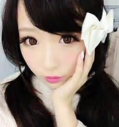 Kawaii Girl Makeup