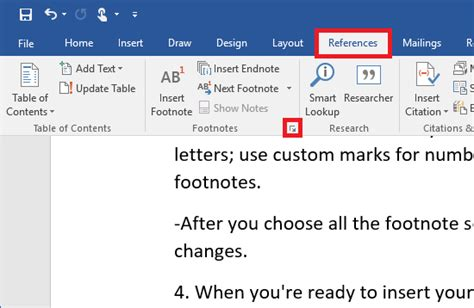 How Do You Choose A References For A Resume by How And When To Use Microsoft Word Footnotes And