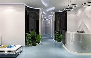 Medical, Center, Interior, Design