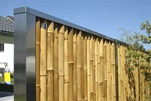 Sichtschutz Garten Bambus : garten sichtschutz bambus ~ Sanjose-hotels-ca.com Haus und Dekorationen