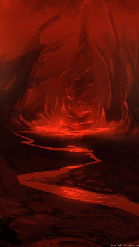 infierno hell red backgrounds desktop background