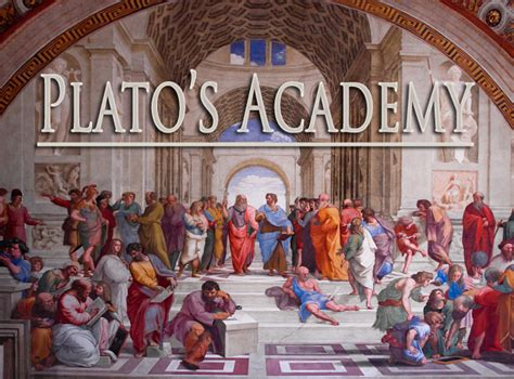plato s academy mission statement