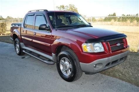 purchase   ford explorer sport trac xlt  orlando