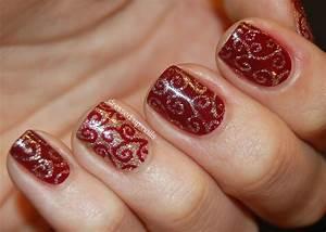 Christmas nail art designs pccala