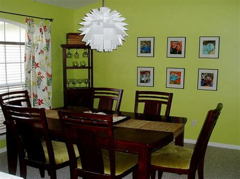 green color for dining and living room ideas modern home