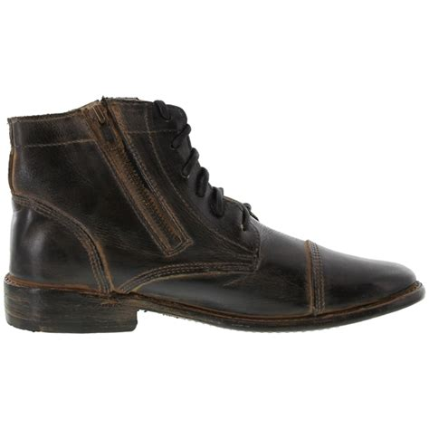 bed stu women s bonnie ankle high leather boot