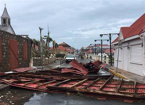 Ouragan Irma : « À Saint-Barthélemy, on souffre parce qu ...