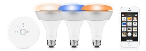 philips adds new recessed light bulb to its iphone