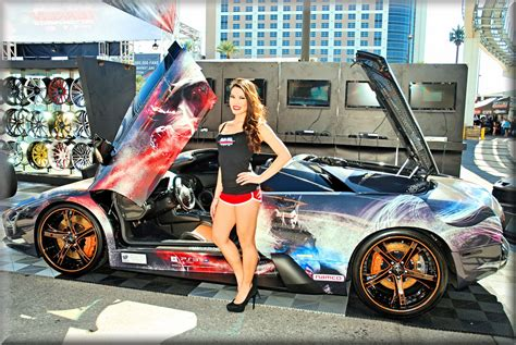 truck car sema show custom car and truck car show by blingmaster