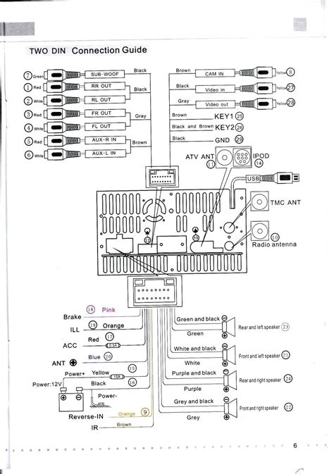 2006 scion car stereo color wiring diagram wiring library