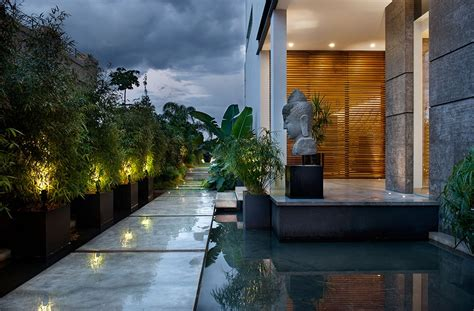 Tastefully Decorated Modern Style Villas To Nature by Tastefully Decorated Modern Style Villas To Nature