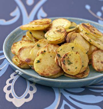 cuisiner les pommes de terre pommes de terre sautées les meilleures recettes de
