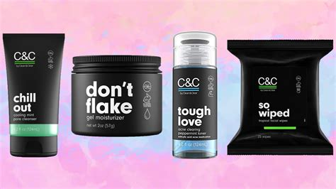 clean clear launches millennial targeted cc skin care