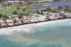 Celebrities39 Malibu Homes Battered By Huge Waves Daily