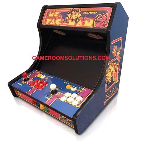 bartop arcade cabinet kit bartop arcade kit deluxe lock graphics kit