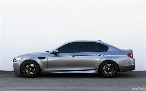 Modified Bmw F10 by Space Gray Bmw F10 M5 Gets Modified At European Auto Source