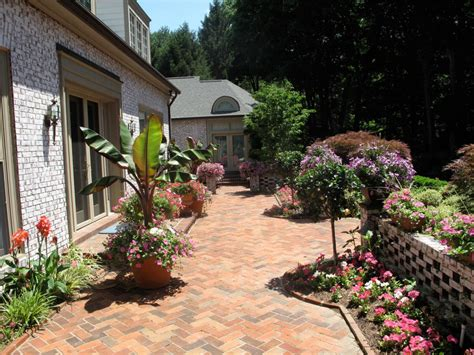 Backyard Styles by Brick Paver Patios Hgtv