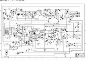 Alan 101 Schemat Service Manual Download  Schematics