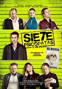 Seven Psychopaths DVD Release Date | Redbox, Netflix ...