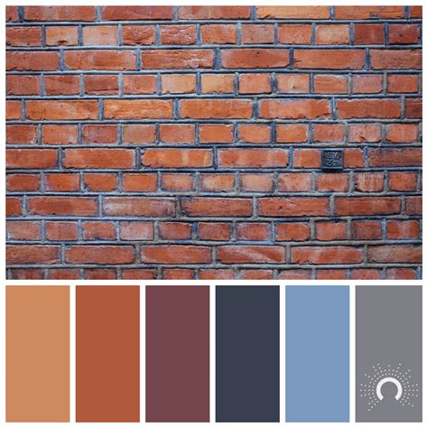 brick wall astelle s colors