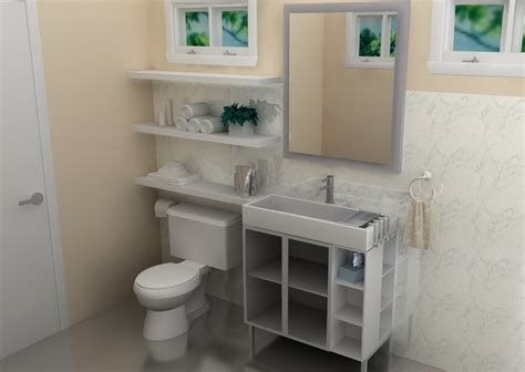 Ikea Bathroom Cabinet. Elegant Yep Of The Bathroom Cabinet Double Bowl Kitchen Sink With Drainer Unclog A Drain Water Filter For Commercial Sinks Used Island Designs Rubbermaid Mats Atlanta Ceramic Undermount 1.5