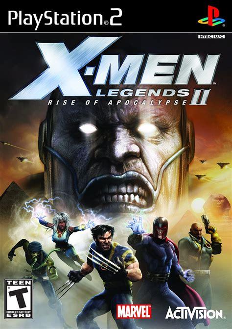 men legends ii rise apocalypse ign